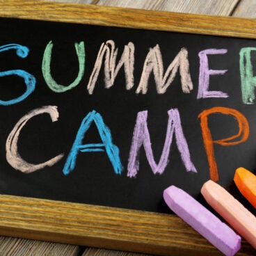 TOP SCHOOL English Summer Camp!